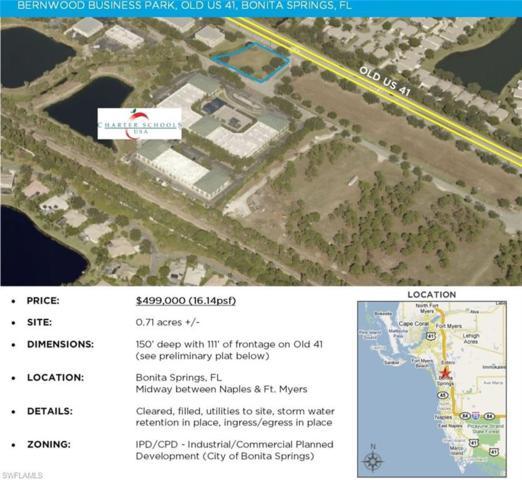 Old 41 Road & Bernwood Drive, Bonita Springs, FL 34135 (#216010640) :: Southwest Florida R.E. Group Inc