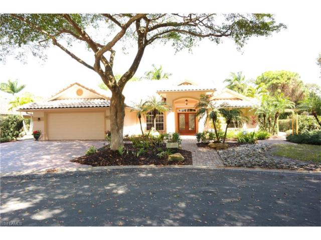 589 Roma Ct, Naples, FL 34110 (MLS #217014718) :: The New Home Spot, Inc.