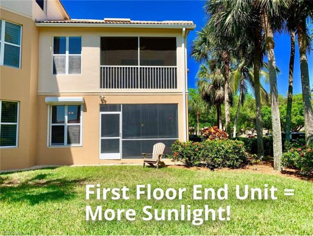 16411 Millstone Cir #101, Fort Myers, FL 33908 (MLS #219020575) :: The Naples Beach And Homes Team/MVP Realty