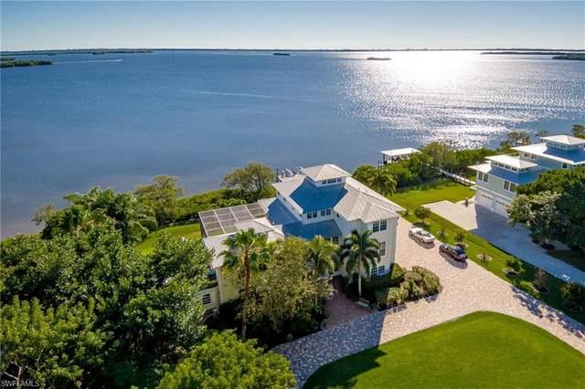 4821 Galt Island Ave, St. James City, FL 33956 (#220002647) :: The Dellatorè Real Estate Group