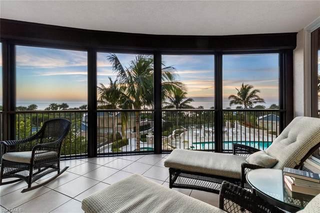 8665 Bay Colony Dr #302, Naples, FL 34108 (#220011667) :: Vincent Napoleon Luxury Real Estate