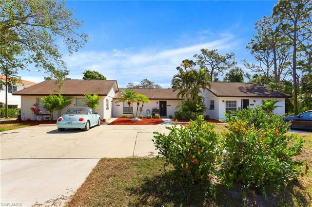 3700 14th St N, Naples, FL 34103 (#220015388) :: The Dellatorè Real Estate Group
