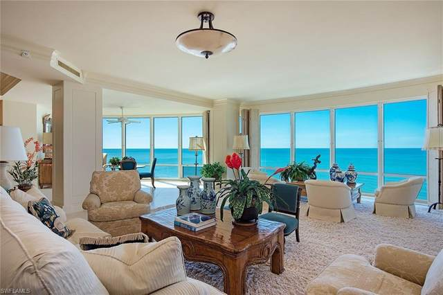 4101 Gulf Shore Blvd N 9S, Naples, FL 34103 (#220041315) :: The Michelle Thomas Team