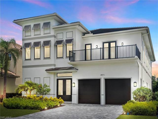 2871 Coco Lakes Dr, Naples, FL 34105 (MLS #220054129) :: Clausen Properties, Inc.