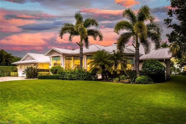 5074 Seahorse Ave, Naples, FL 34103 (#220059987) :: The Dellatorè Real Estate Group
