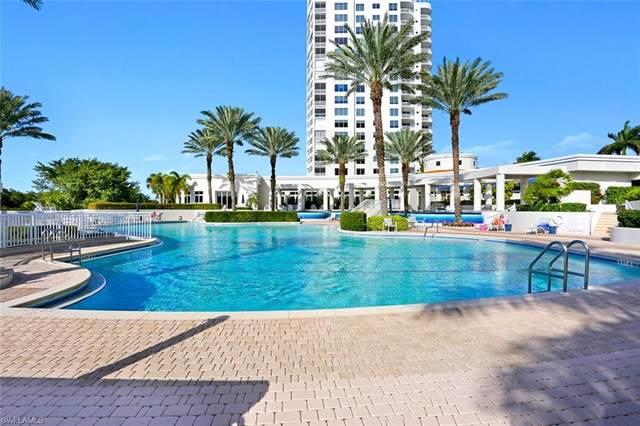 4951 Bonita Bay Blvd #1903, Bonita Springs, FL 34134 (#220077824) :: The Dellatorè Real Estate Group
