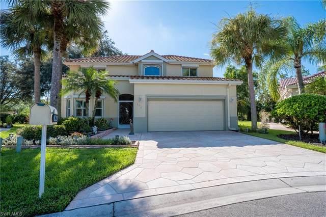396 Pindo Palm Dr, Naples, FL 34104 (#221023081) :: Jason Schiering, PA