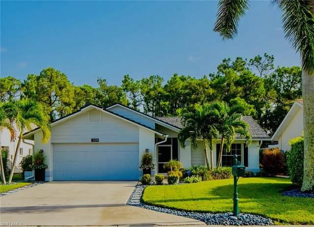 109 Saint James Way, Naples, FL 34104 (MLS #221055733) :: Avantgarde
