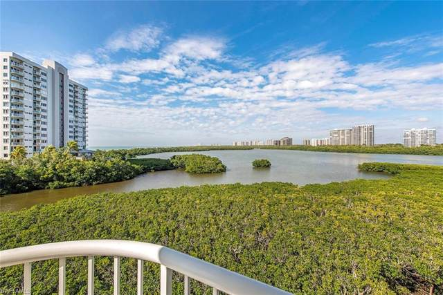 50 Seagate Dr #403, Naples, FL 34103 (MLS #220019318) :: Team Swanbeck