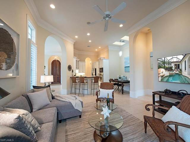 2615 Twinflower Ln, Naples, FL 34105 (#220035530) :: Equity Realty