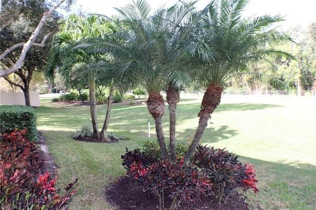 3705 Amberly Cir F102, Naples, FL 34112 (#220081756) :: The Dellatorè Real Estate Group