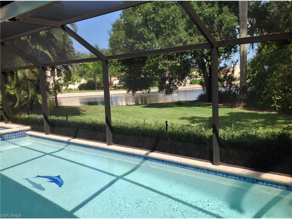 811 Pine Village Ln, Naples, FL 34108 (MLS #216012468) :: The New Home Spot, Inc.