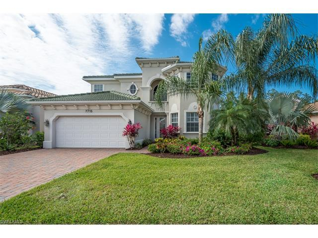7715 Martino Cir, Naples, FL 34112 (MLS #216030018) :: The New Home Spot, Inc.