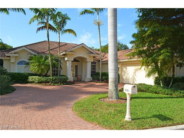 8791 Muirfield Dr, Naples, FL 34109 (#215007424) :: Homes and Land Brokers, Inc