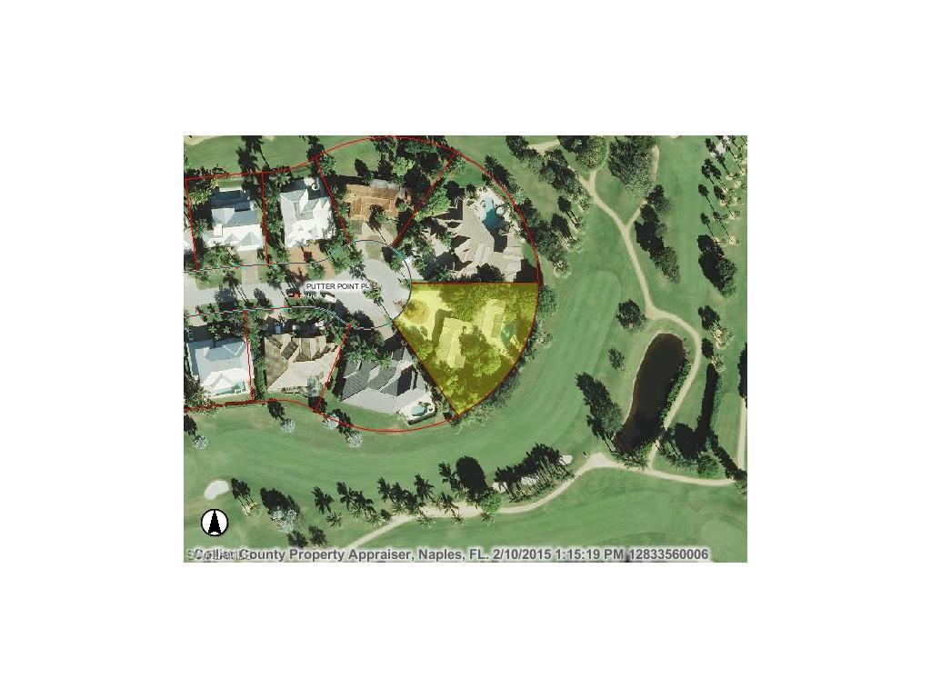 616 Putter Point Pl, Naples, FL 34103 (MLS #215009908) :: The New Home Spot, Inc.