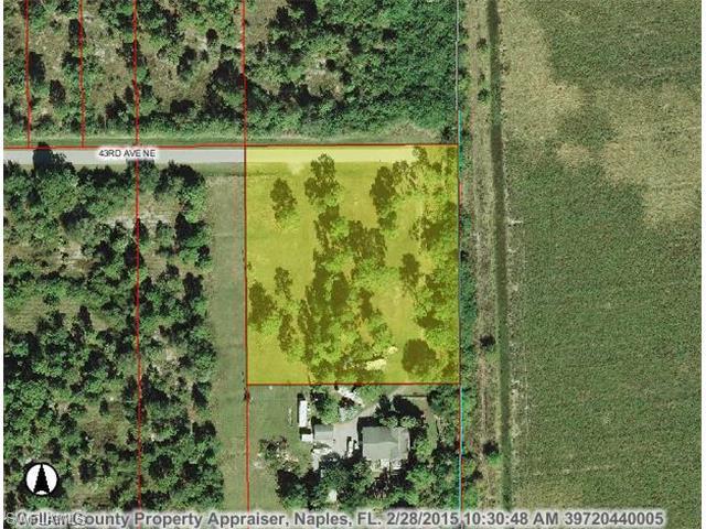 4680 43rd Ave NE, Naples, FL 34120 (MLS #215013992) :: The New Home Spot, Inc.