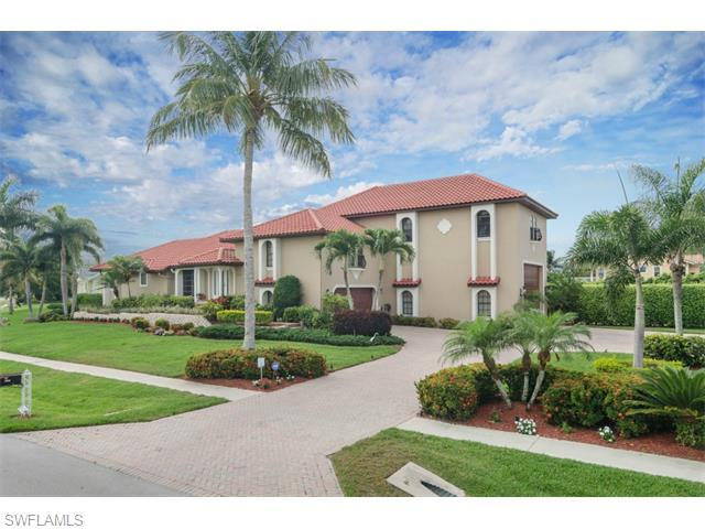 1601 Rainbow Ct, Marco Island, FL 34145 (MLS #215025583) :: The New Home Spot, Inc.