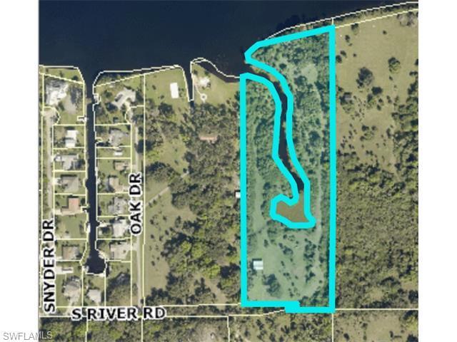 18951 S River Rd, Alva, FL 33920 (MLS #215047986) :: The New Home Spot, Inc.