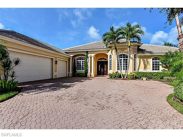 5869 Rolling Pines Dr, Naples, FL 34110 (#215054946) :: Homes and Land Brokers, Inc