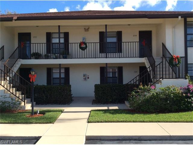 400 Misty Pines Cir #204, Naples, FL 34105 (#215071619) :: Homes and Land Brokers, Inc