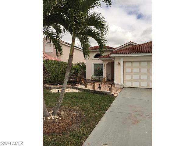 164 Sabal Lake Dr, Naples, FL 34104 (MLS #216001065) :: The New Home Spot, Inc.