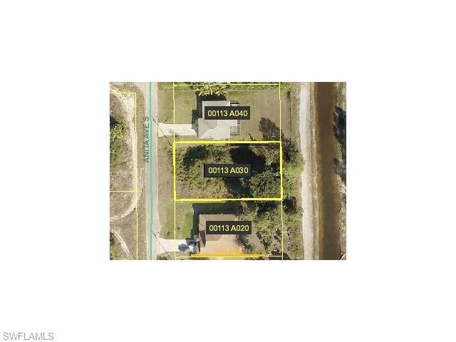3903 Anita Ave S, Lehigh Acres, FL 33976 (MLS #216003479) :: The New Home Spot, Inc.