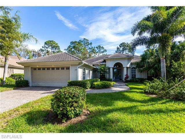 1604 Manchester Ct, Naples, FL 34109 (MLS #216006024) :: The New Home Spot, Inc.