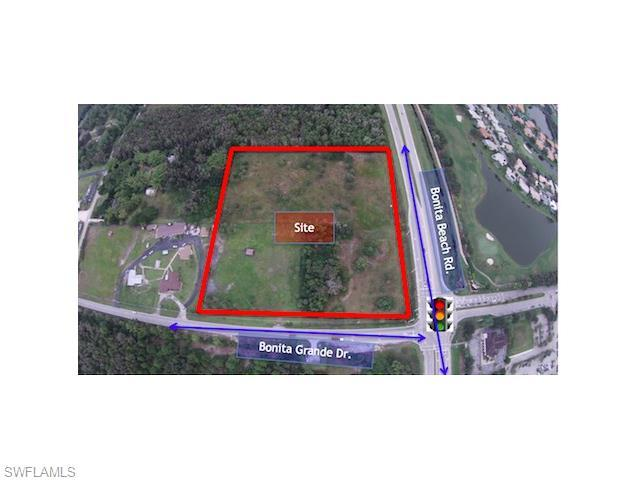 Ne Corner - Bonita Grande And Bonita Beach Road, Bonita Springs, FL 34134 (#216010620) :: Homes and Land Brokers, Inc
