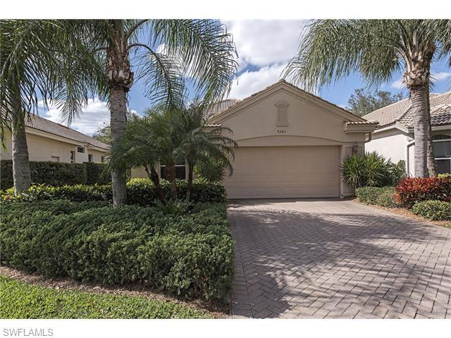 9281 Troon Lakes Dr, Naples, FL 34109 (MLS #216014566) :: The New Home Spot, Inc.