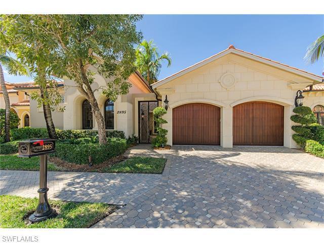 2895 Tiburon Blvd E, Naples, FL 34109 (MLS #216015253) :: The New Home Spot, Inc.