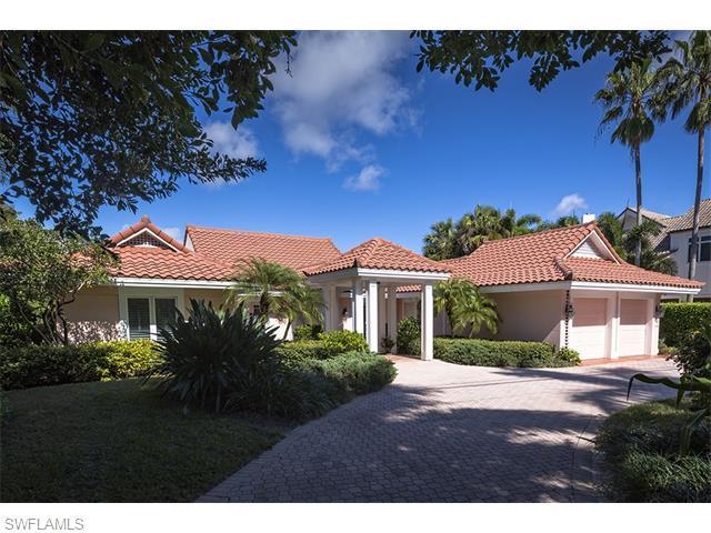 661 Galleon Dr, Naples, FL 34102 (MLS #216016114) :: The New Home Spot, Inc.