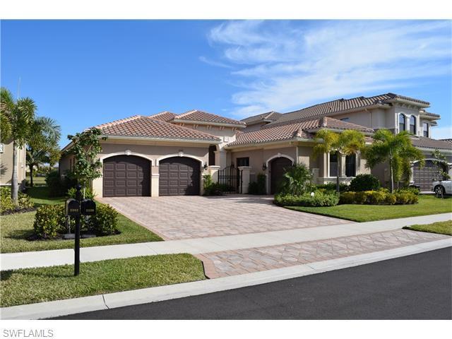 3339 Atlantic Cir, Naples, FL 34119 (MLS #216016885) :: The New Home Spot, Inc.