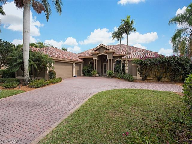 2335 Alexander Palm Dr, Naples, FL 34105 (#216017872) :: Homes and Land Brokers, Inc