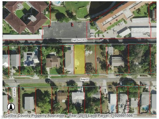 1119 Ridge St, Naples, FL 34103 (MLS #216019940) :: The New Home Spot, Inc.