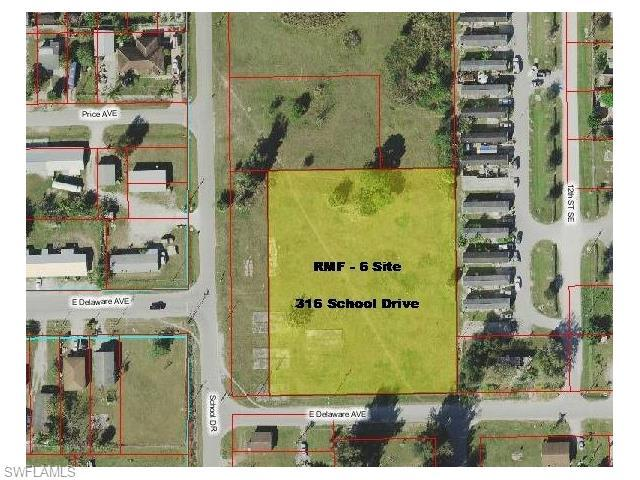 316 School Dr, Immokalee, FL 34142 (#216021915) :: Homes and Land Brokers, Inc