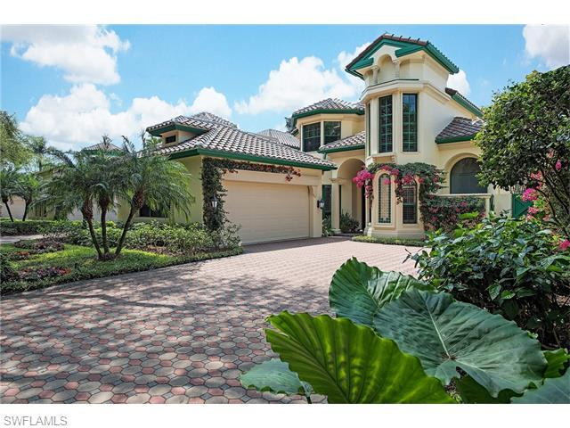 7951 Vizcaya Way, Naples, FL 34108 (MLS #216024346) :: The New Home Spot, Inc.