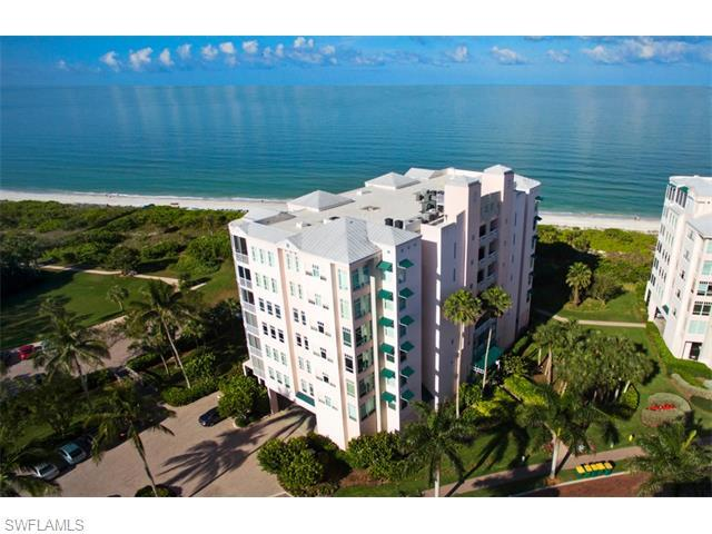 269 Barefoot Beach Blvd #503, Bonita Springs, FL 34134 (MLS #216025609) :: The New Home Spot, Inc.