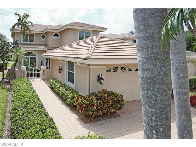 10367 Quail Crown Dr #28, Naples, FL 34119 (MLS #216025763) :: The New Home Spot, Inc.