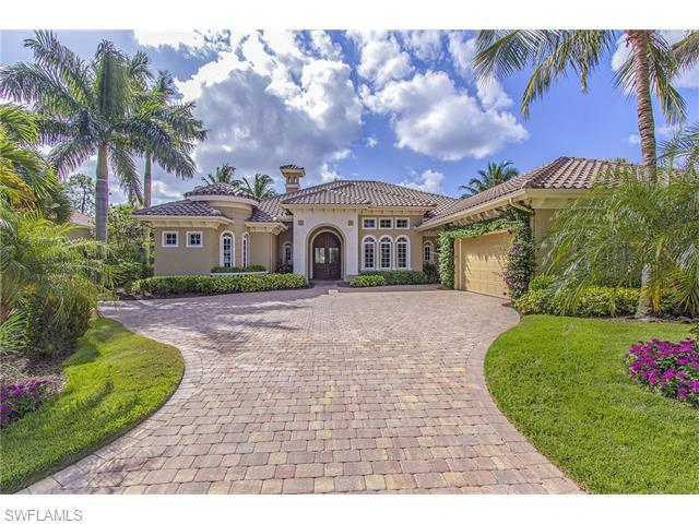 2906 Leonardo Ave, Naples, FL 34119 (#216026285) :: Homes and Land Brokers, Inc