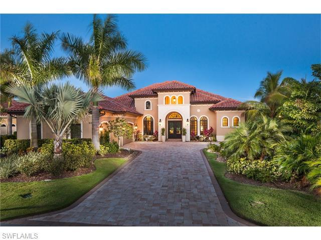 6072 Sunnyslope Dr, Naples, FL 34119 (#216026286) :: Homes and Land Brokers, Inc
