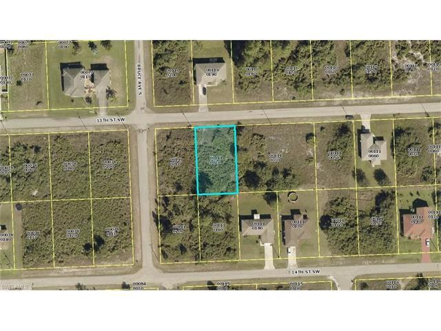 3817 13th St SW, Lehigh Acres, FL 33976 (MLS #216026537) :: The New Home Spot, Inc.