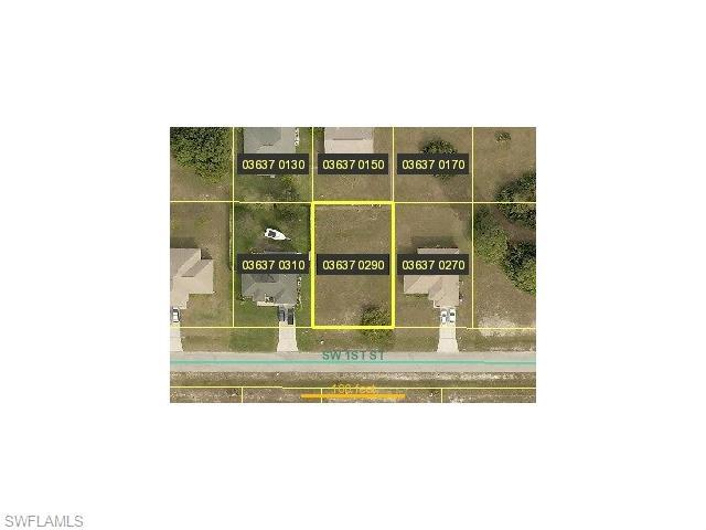 1013 SW 1st St, Cape Coral, FL 33991 (#216026599) :: Homes and Land Brokers, Inc