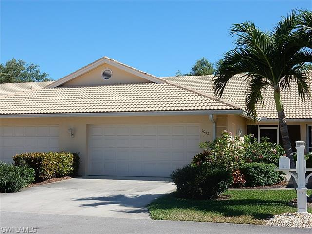 1052 Marblehead Dr, Naples, FL 34104 (#216028393) :: Homes and Land Brokers, Inc