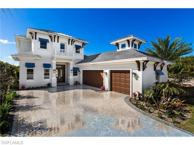 6814 Mangrove Ave, Naples, FL 34109 (MLS #216029484) :: The New Home Spot, Inc.