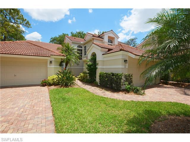132 Amblewood Ln 8-802, Naples, FL 34105 (#216030064) :: Homes and Land Brokers, Inc
