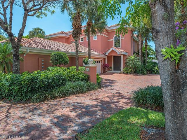 2442 Terra Verde Ln #2442, Naples, FL 34105 (MLS #216031057) :: The New Home Spot, Inc.