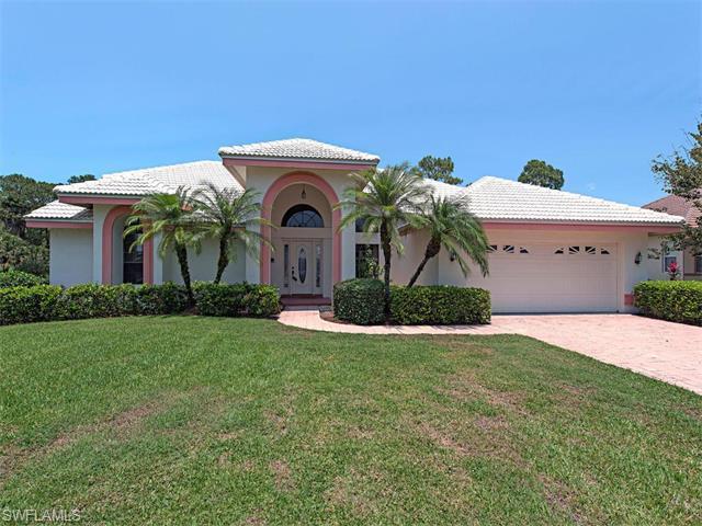 163 Muirfield Cir, Naples, FL 34113 (#216031834) :: Homes and Land Brokers, Inc