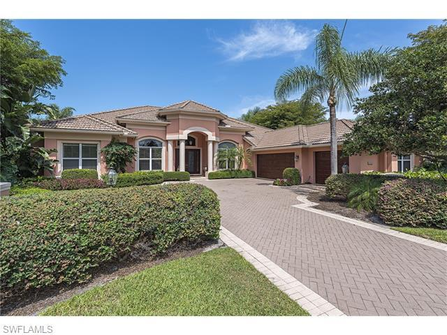 2359 Alexander Palm Dr, Naples, FL 34105 (#216031958) :: Homes and Land Brokers, Inc