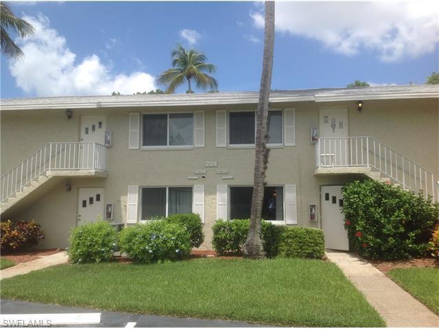 224 Palm Dr 46-1, Naples, FL 34112 (MLS #216032535) :: The New Home Spot, Inc.