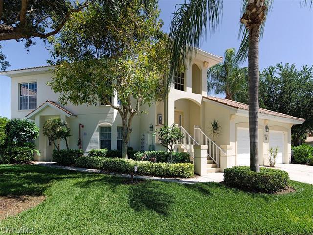 1109 Egrets Walk Cir #201, Naples, FL 34108 (MLS #216033109) :: The New Home Spot, Inc.